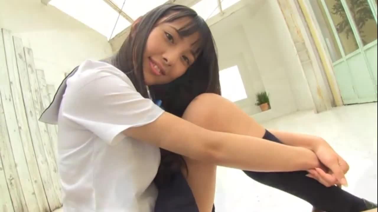 松本映美 美少女は純真JC